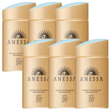 資生堂 アネッサ パーフェクト UV スキンケアミルク 60ml×6 さらにお得な6個セット
