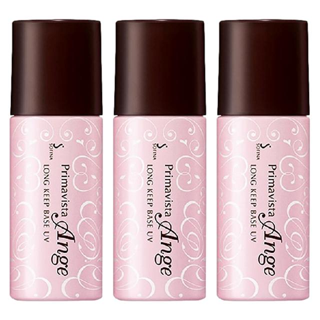 プリマヴィスタアンジェ 皮脂くずれ防止化粧下地 SPF16/PA++ 25ml  x 3 1個